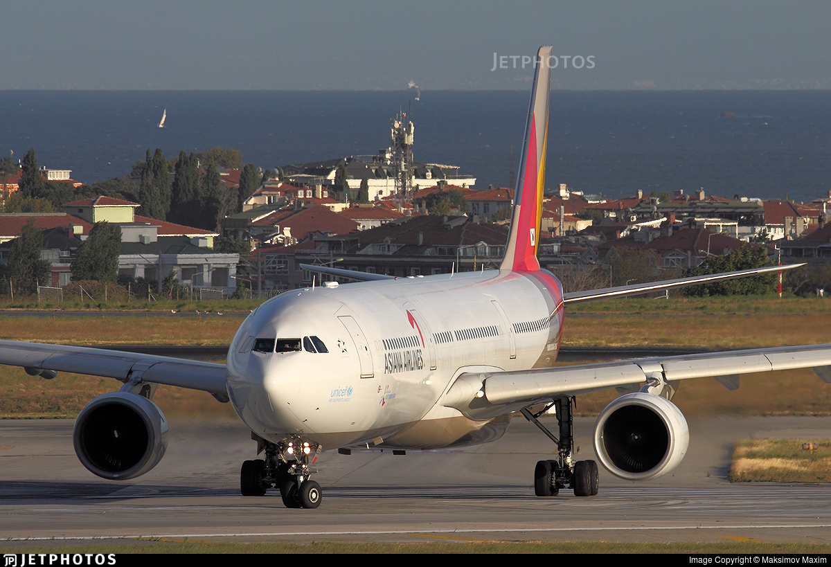 HL8259 - Airbus A330-323 - Asiana Airlines