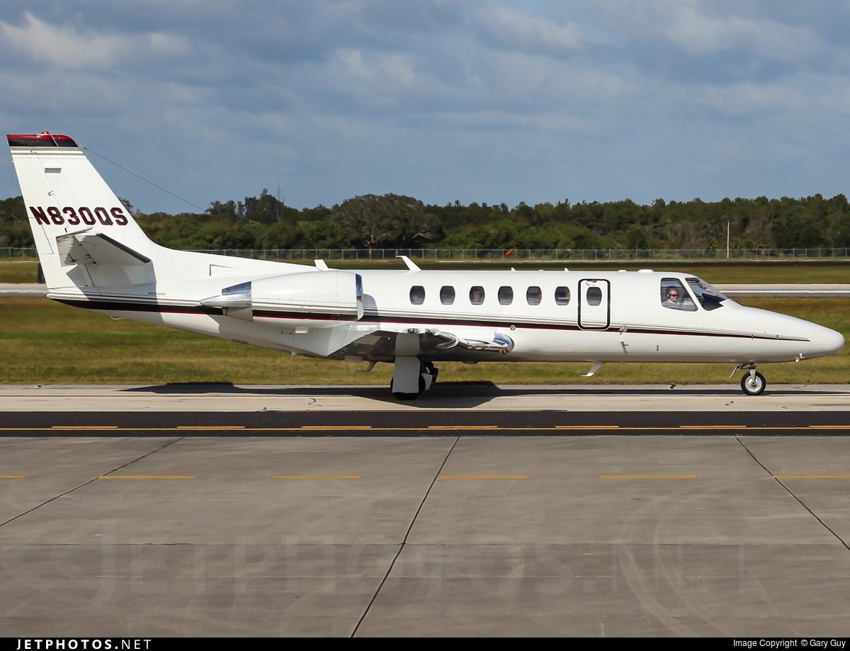 N830QS - Cessna 560 Citation Encore - NetJets Aviation