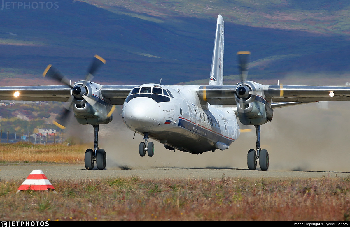 RA-26209 - Antonov An-26B-100 - Petropavlovsk-Kamchatskoe Aviation Enterprise