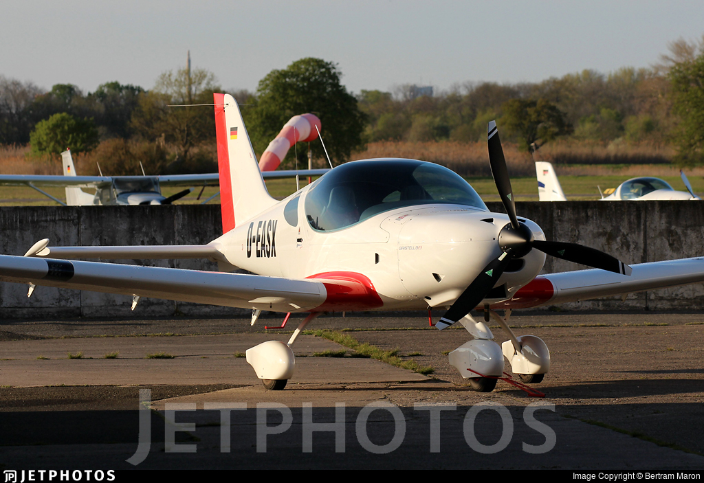 D-EASX - BRM Aero Bristell B23 - Private