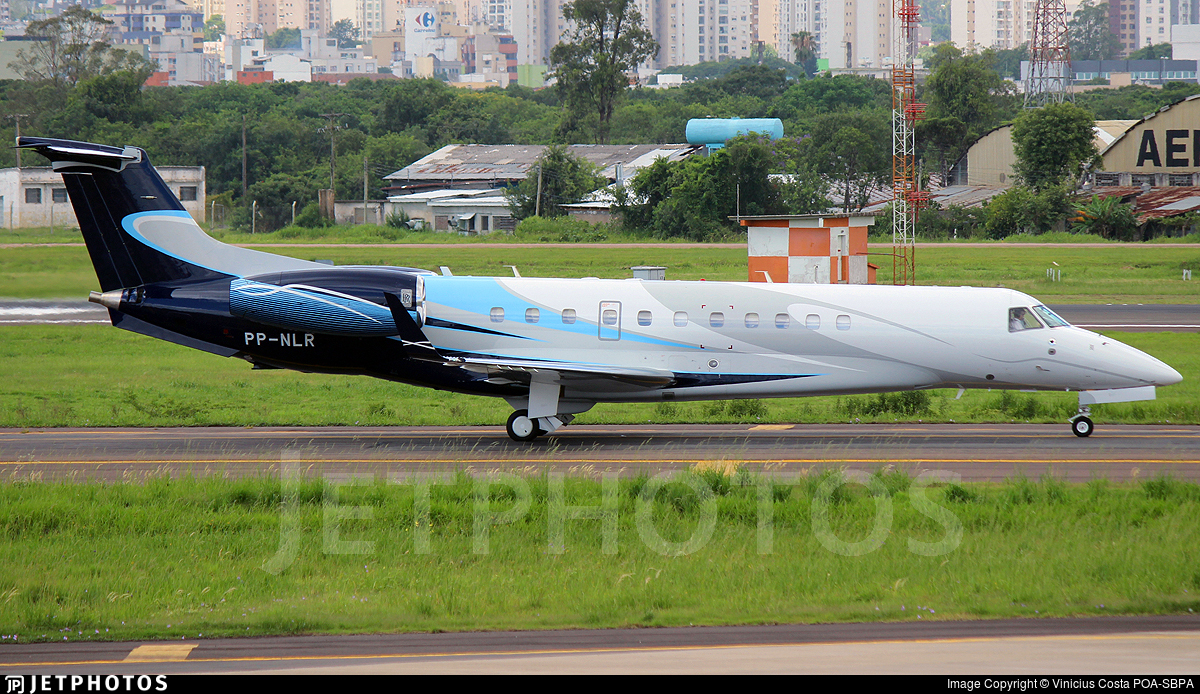 PP-NLR - Embraer ERJ-135BJ Legacy 650 - Private