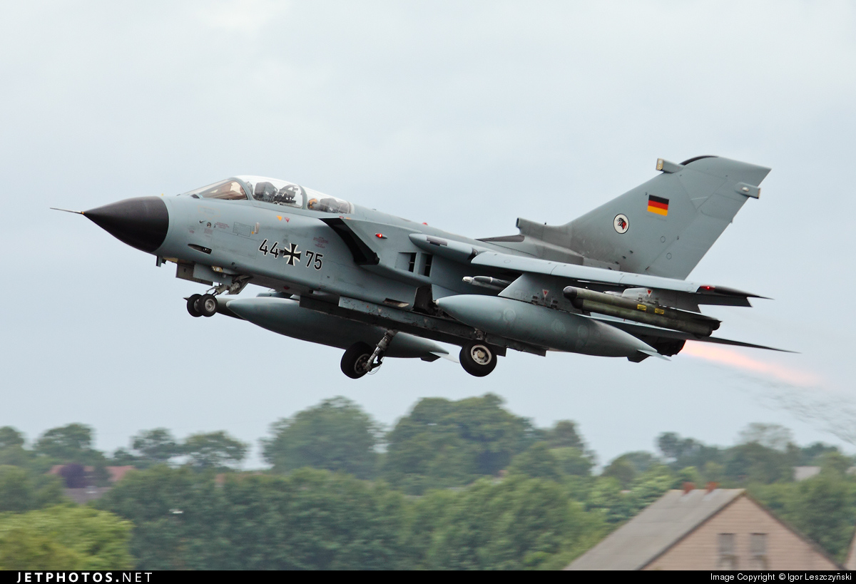 44-75 - Panavia Tornado IDS - Germany - Air Force