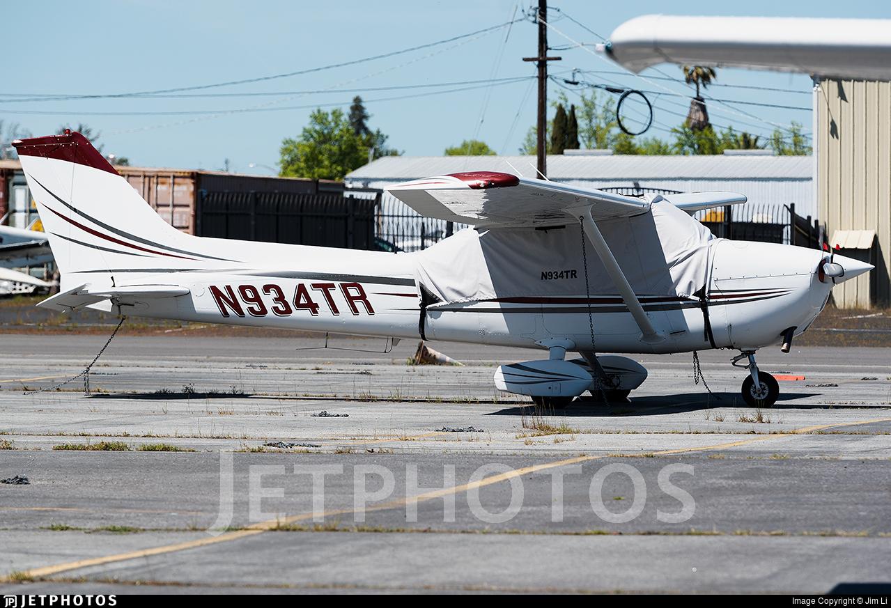 N934TR - Cessna 172N Skyhawk - Private