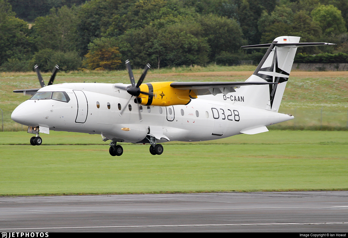 D-CAAN - Dornier Do-328-110 - 328 Support Services