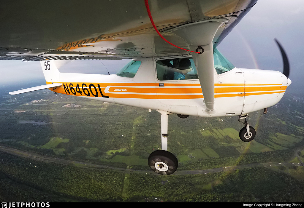 N6460L - Cessna 152 II - Private