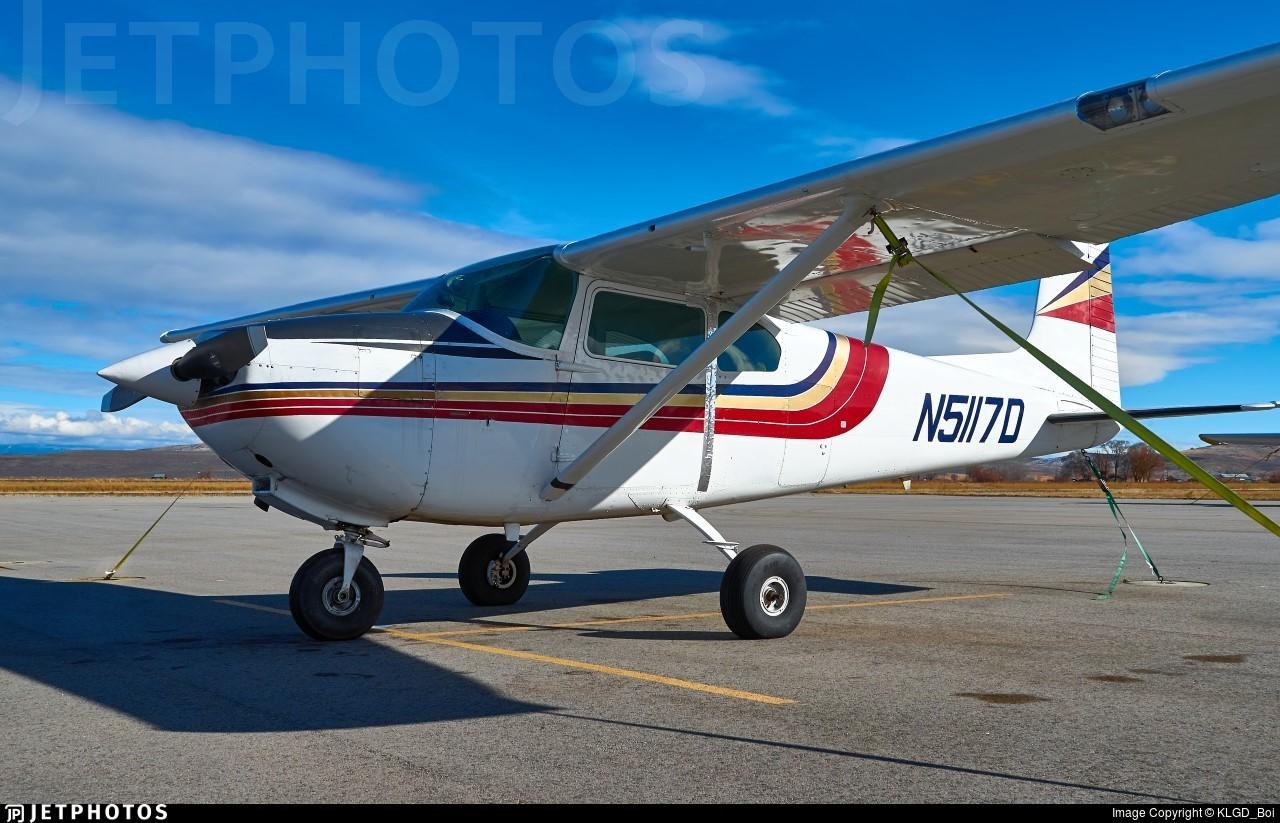 N5117D - Cessna 182A Skylane - Private