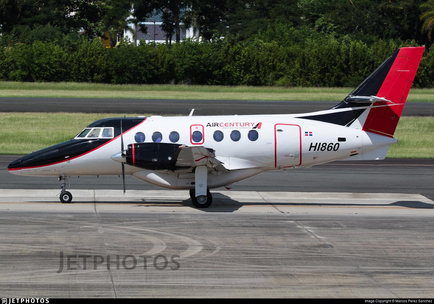 HI860 - British Aerospace Jetstream 31 - Air Century