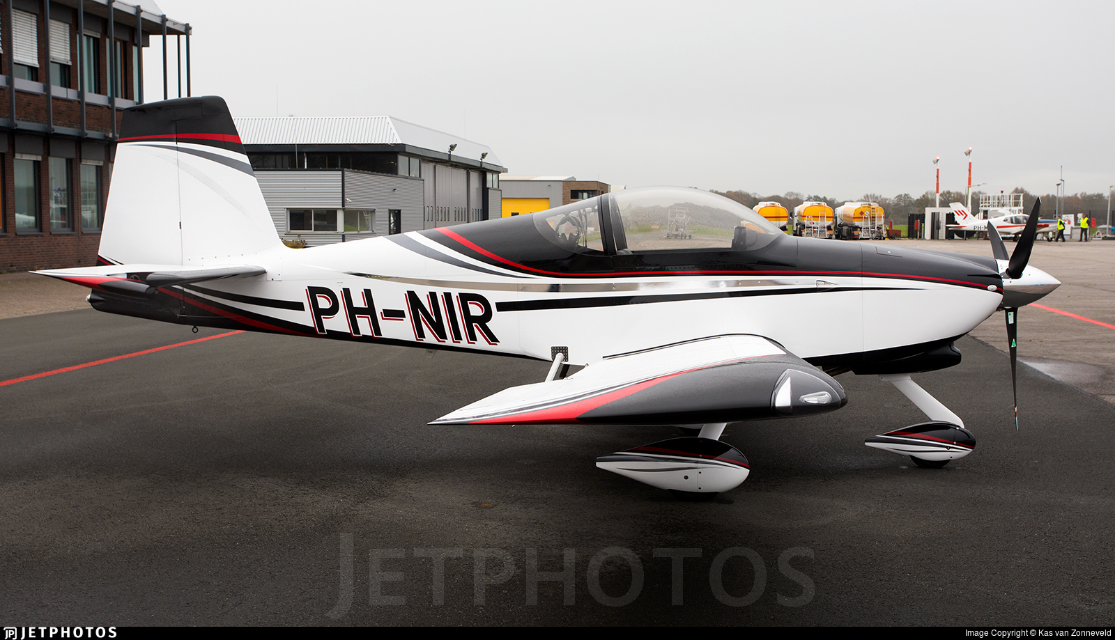 PH-NIR - Vans RV-9A - Private