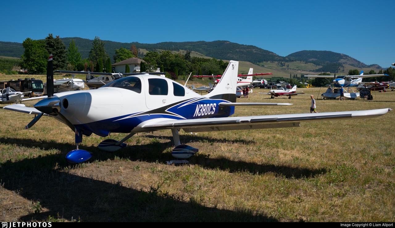 N380CS - Cessna T240 Corvalis TTX - Private