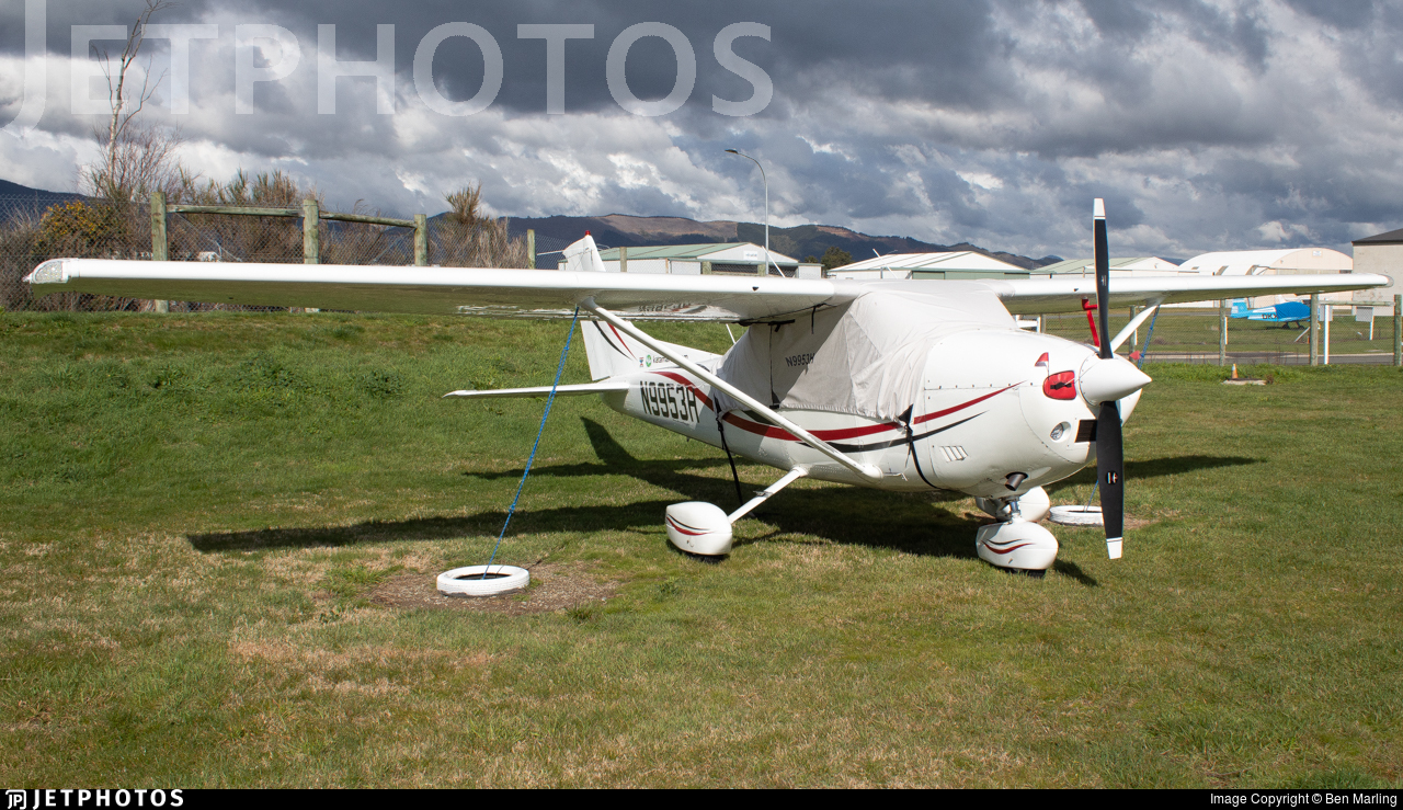 N9953H - Cessna 182R Skylane - Private