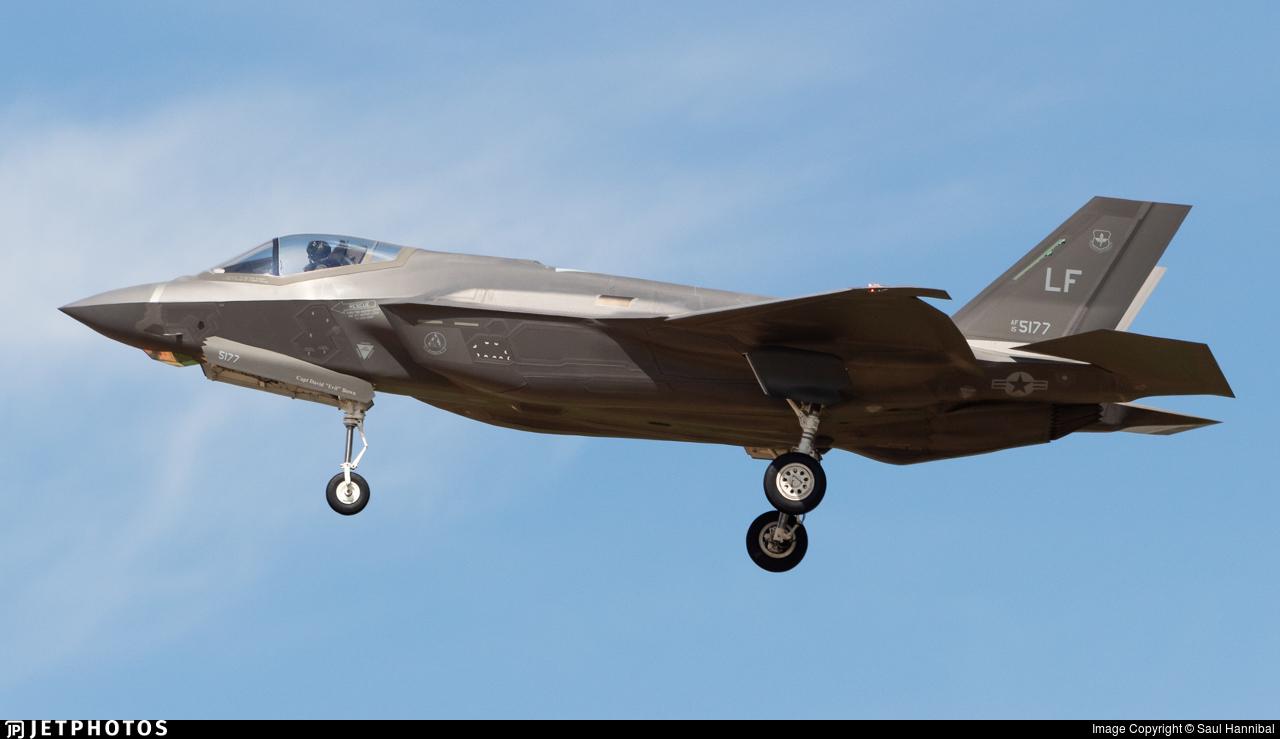 15-5177 - Lockheed Martin F-35A Lightning II - United States - US Air Force (USAF)