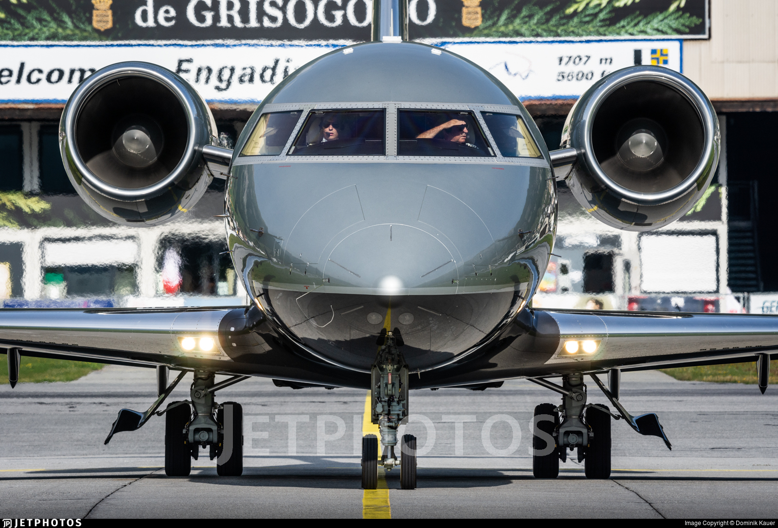 I-DBLR - Bombardier CL-600-2B16 Challenger 650 - Sirio Executive
