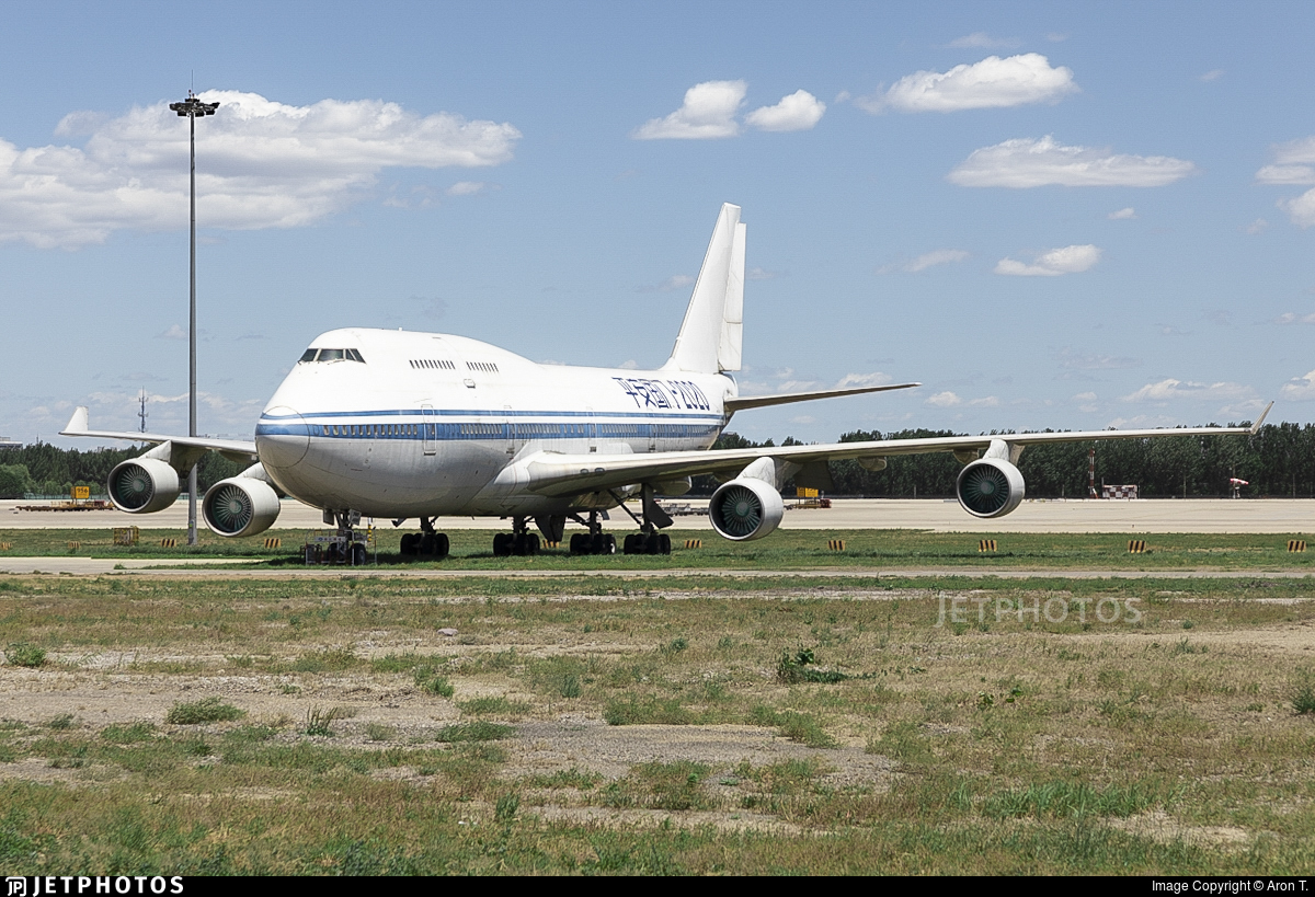 B-2471 - Boeing 747-4J6(M) - Untitled