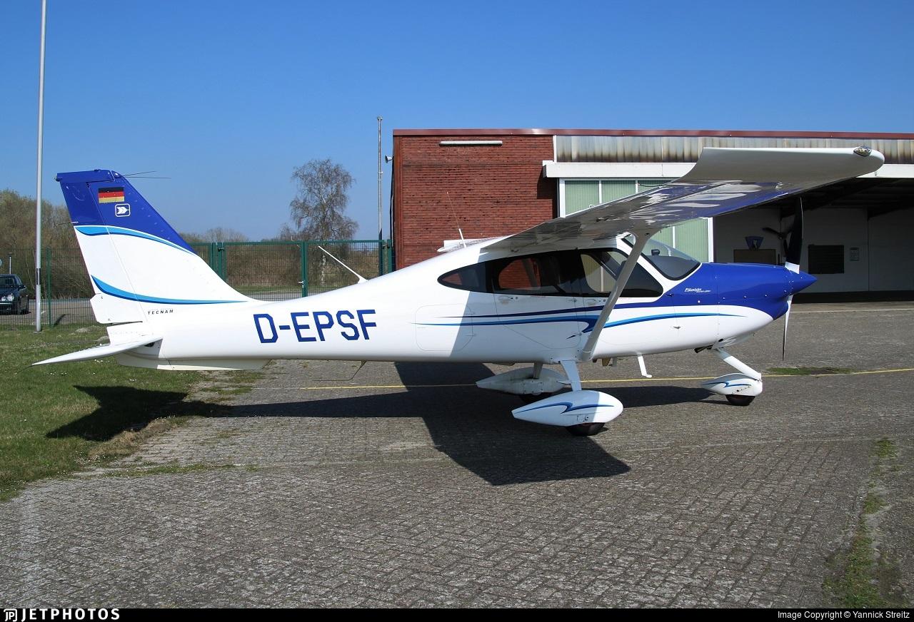 D-EPSF - Tecnam P2010 - Private