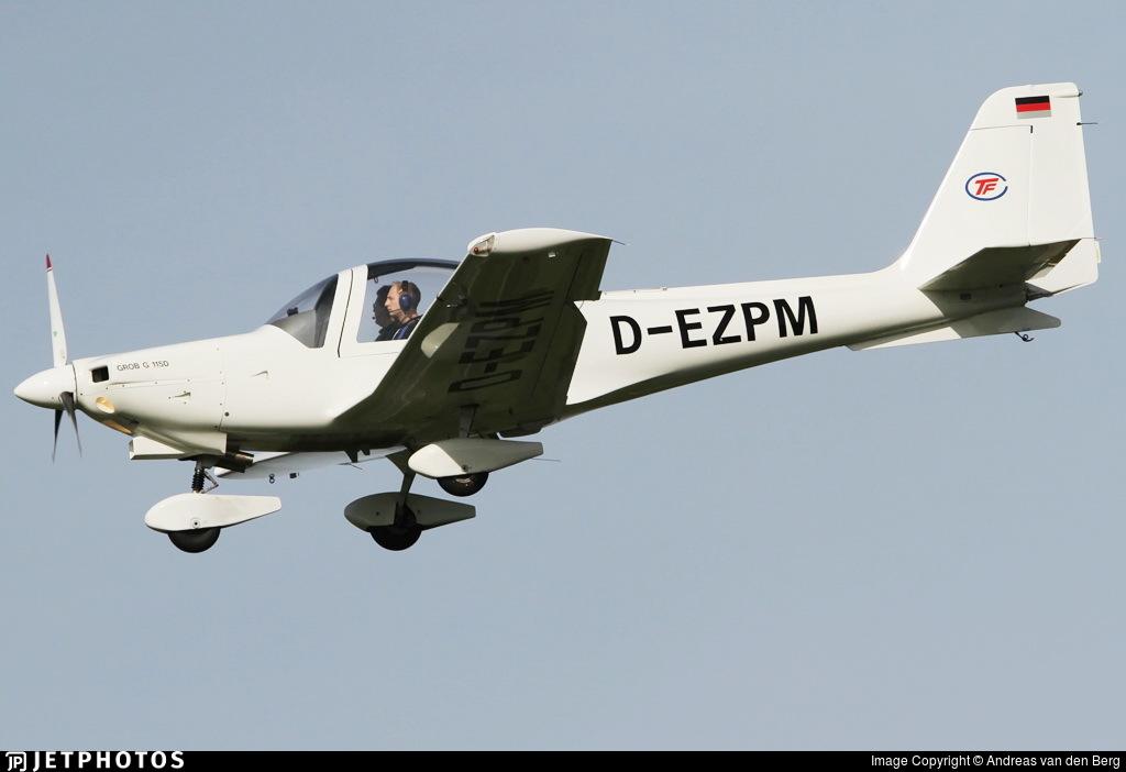 D-EZPM - Grob G115D - TFC-Käufer Flugbetrieb