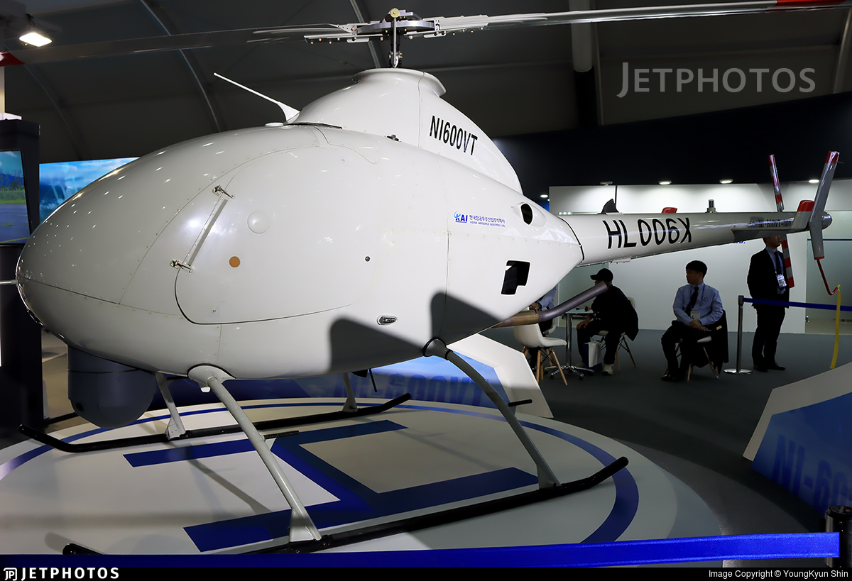 HL006X - KAI NI-600VT - Korean Aerospace Industries
