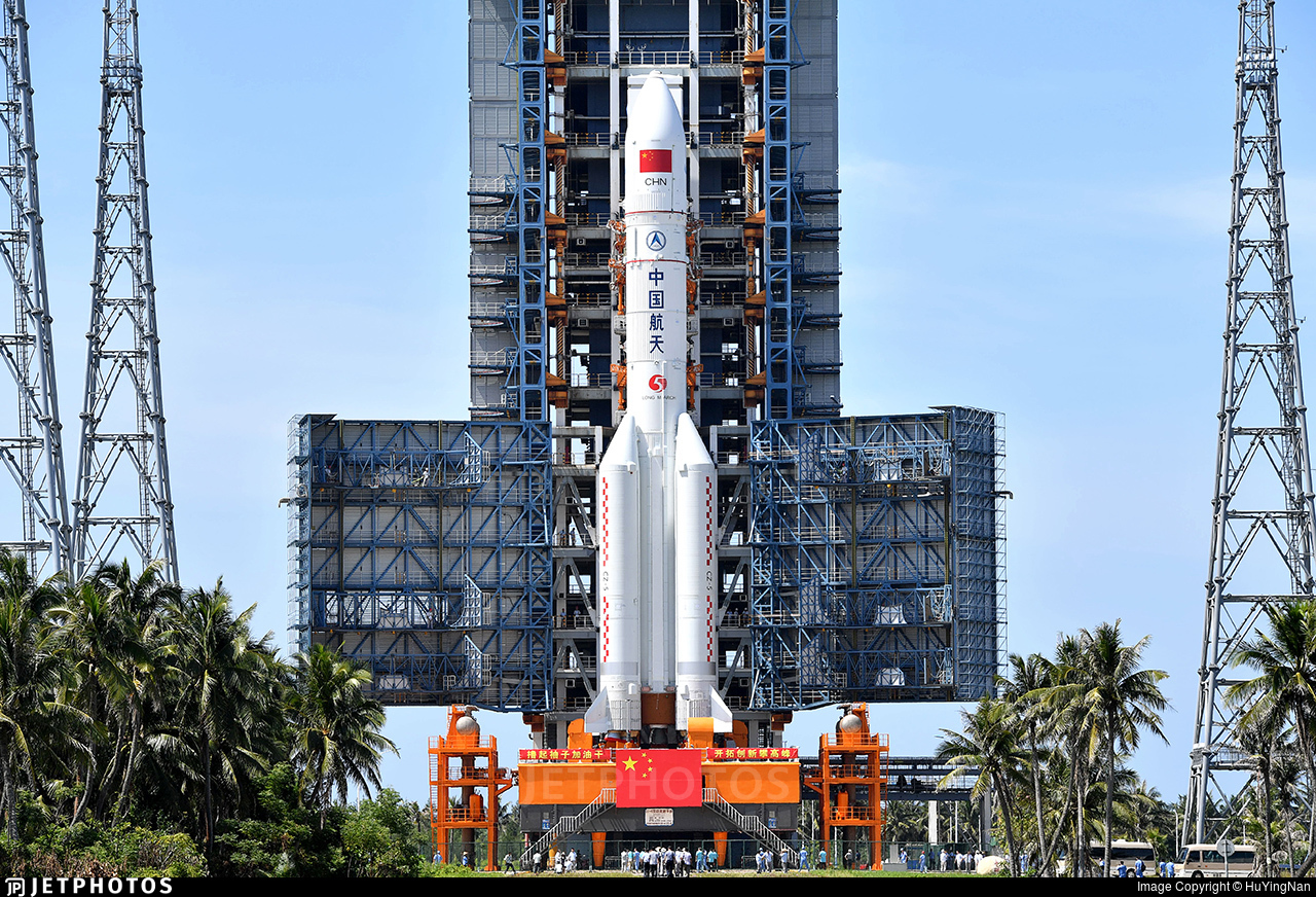02 - Long March 5 (CZ-5) - China Academy of Launch Vehicle Technology