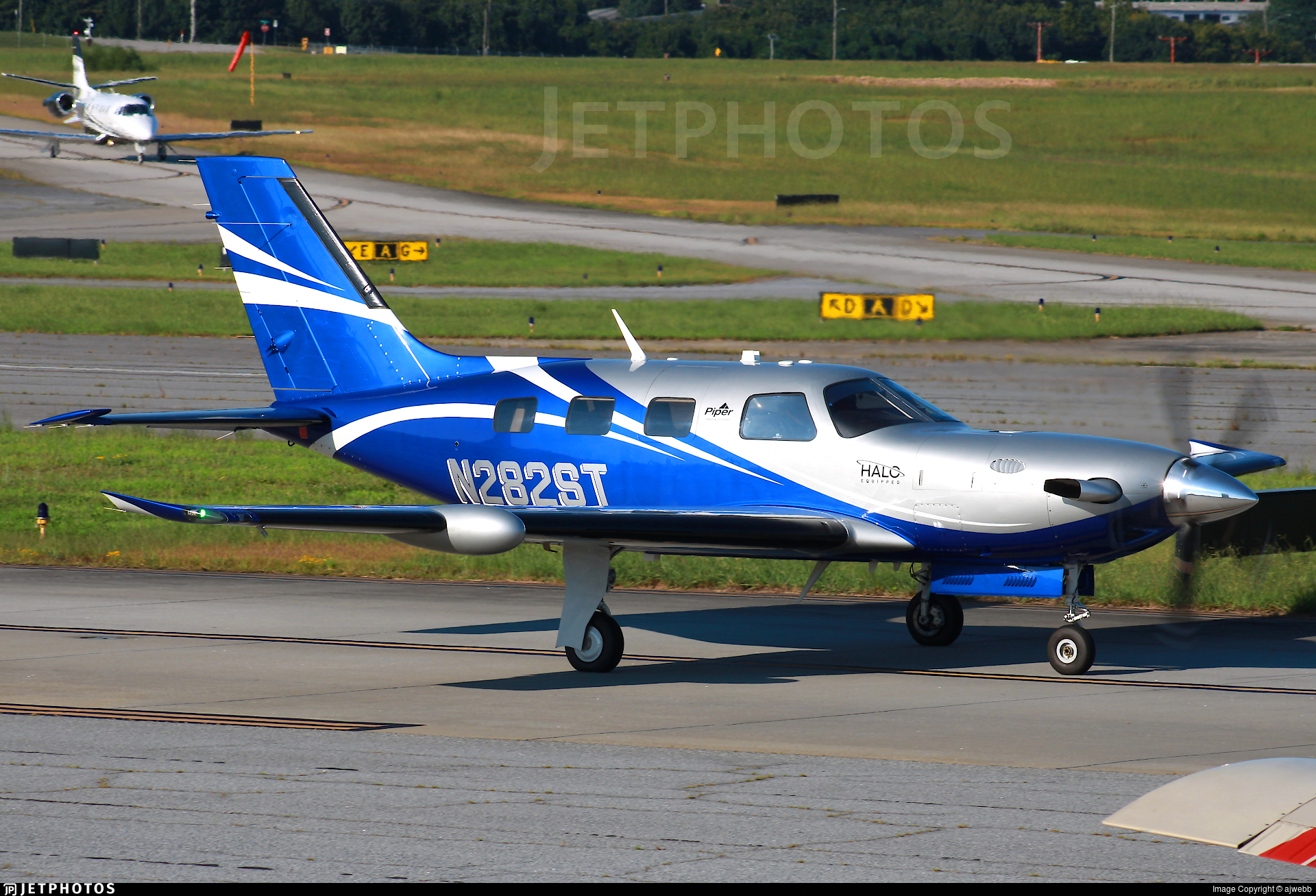 N282ST - Piper PA-46-M600 SLS - Private
