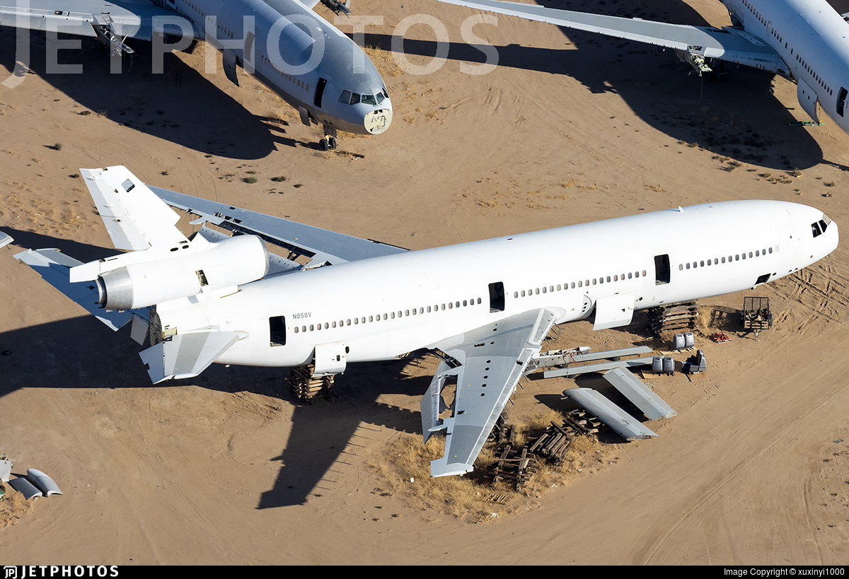 N858V - McDonnell Douglas DC-10-40 - Untitled