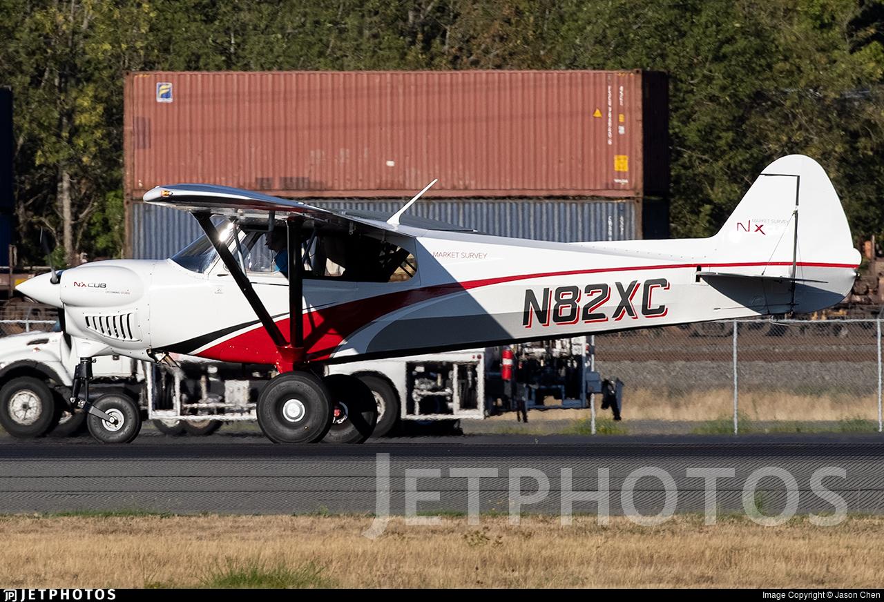 N82XC - Cub Crafters CC19-180 XCub - Private