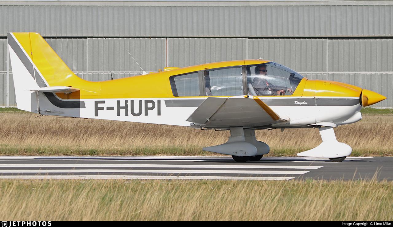 F-HUPI - Robin DR400/120 Petit Prince - Private