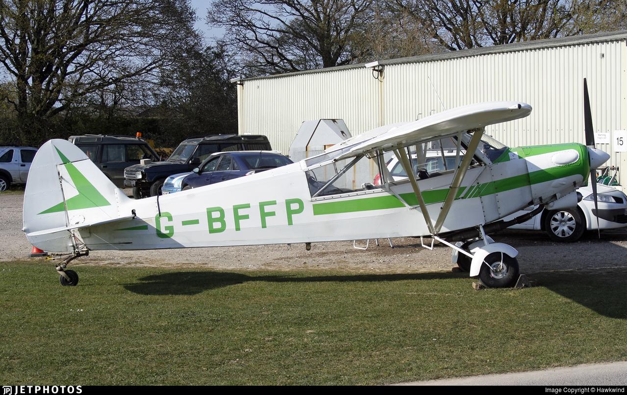 G-BFFP - Piper PA-18-150 Super Cub - East Sussex Gliding Club