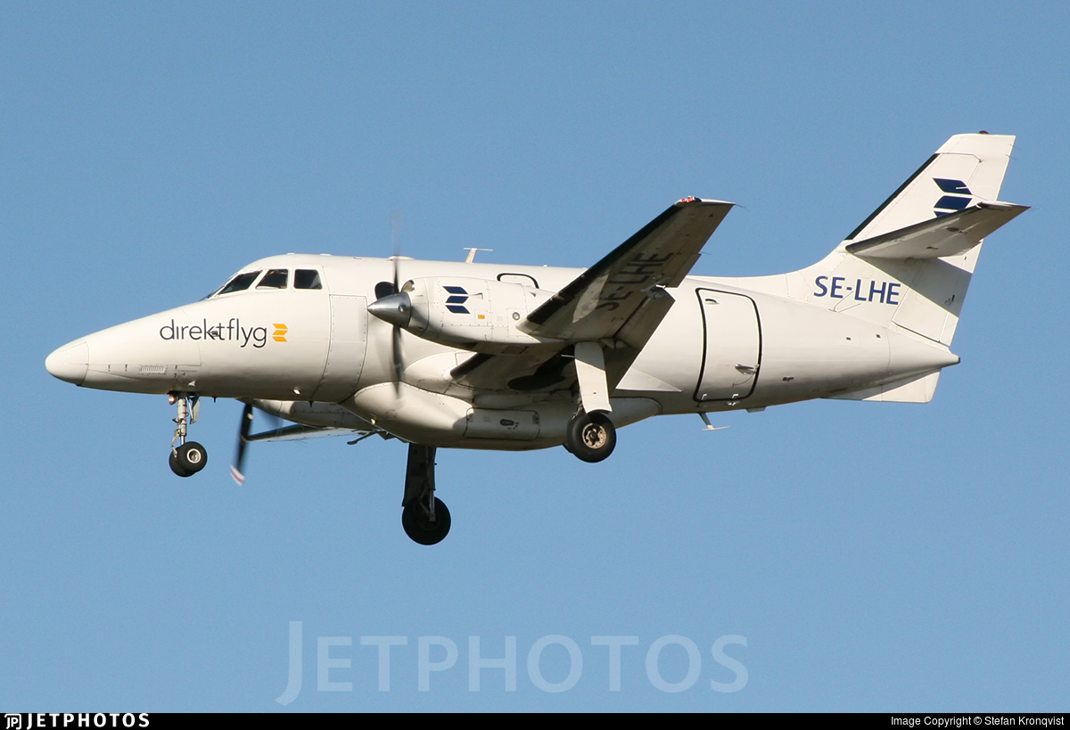 SE-LHE - British Aerospace Jetstream 32EP - DirektFlyg