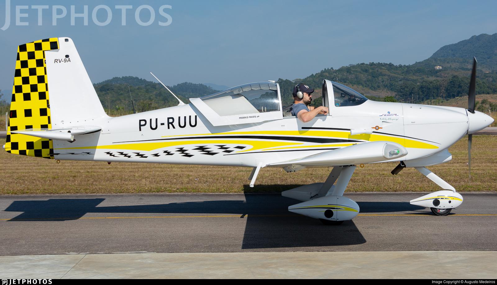 PU-RUU - Vans RV-9A - Private