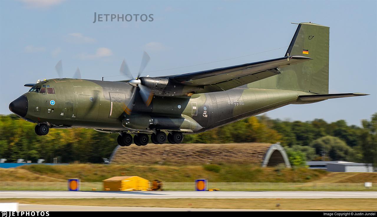 50-86 - Transall C-160D - Germany - Air Force