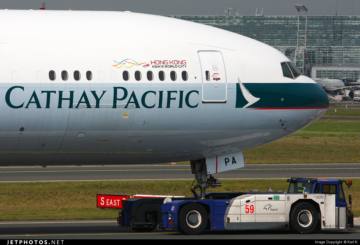 cathay pacific airways strategic planning
