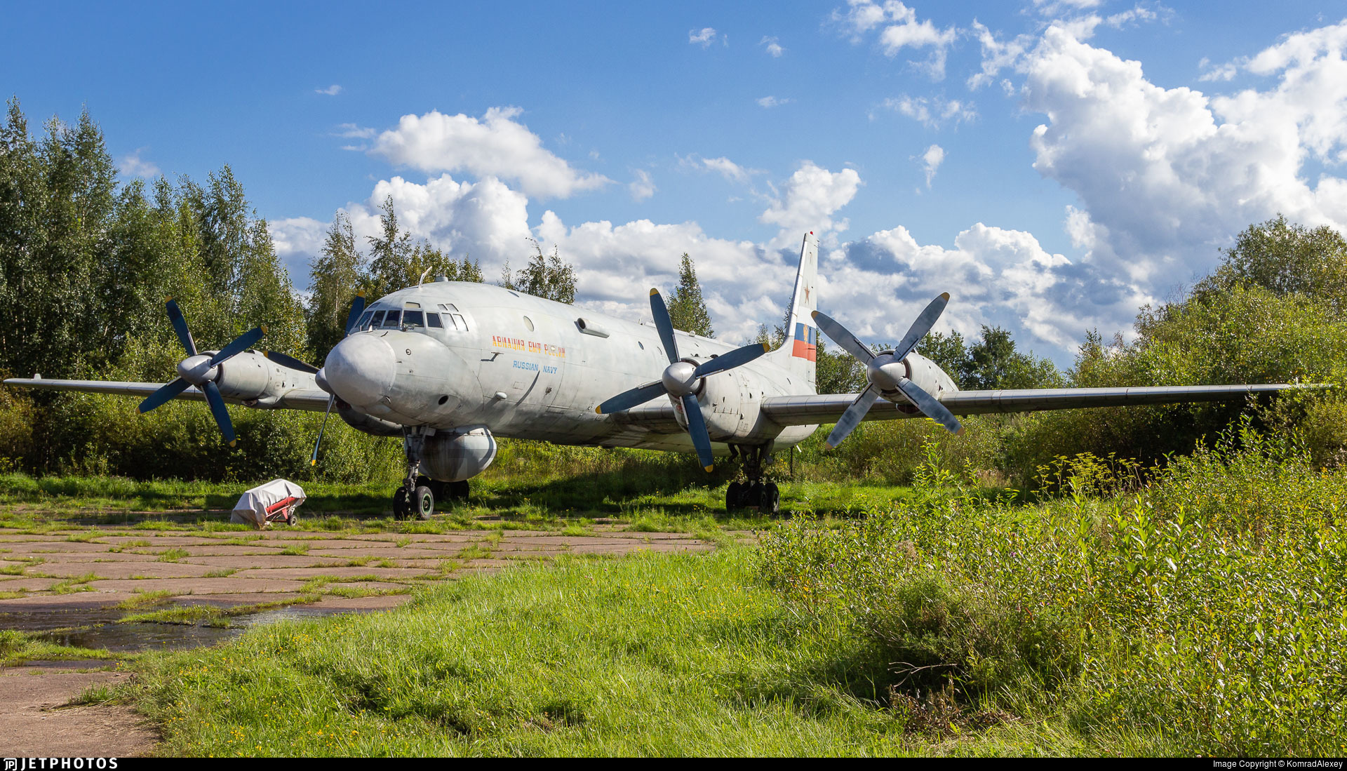 71 - Ilyushin IL-38 May - Russia - Navy