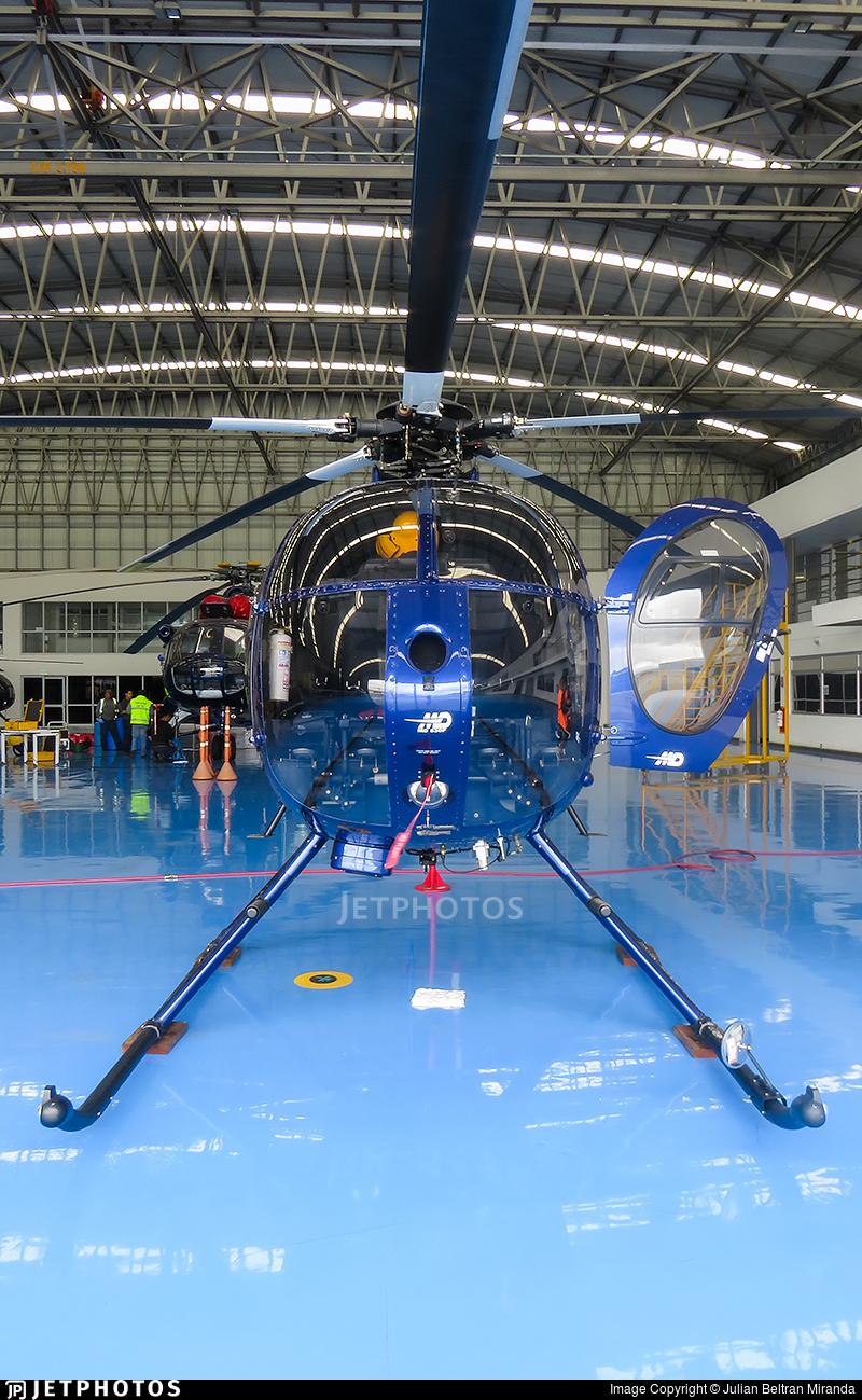 HK-5175 - Hughes 369FF - Private