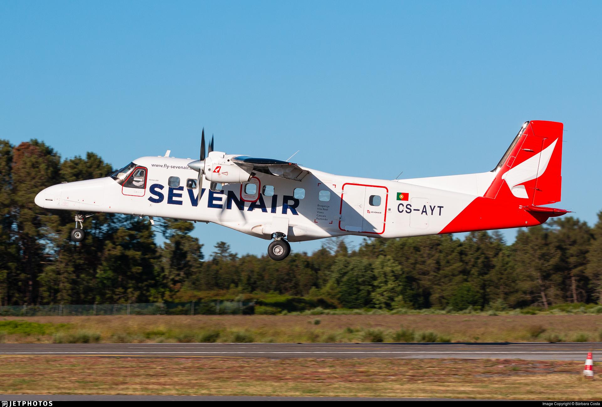CS-AYT - Dornier Do-228-201 - Sevenair