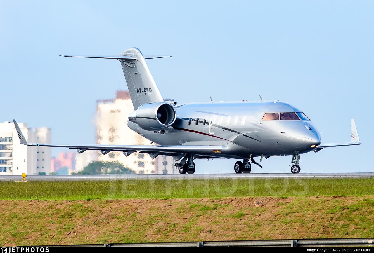 PT-STP - Bombardier CL-600-2B16 Challenger 605 - Private