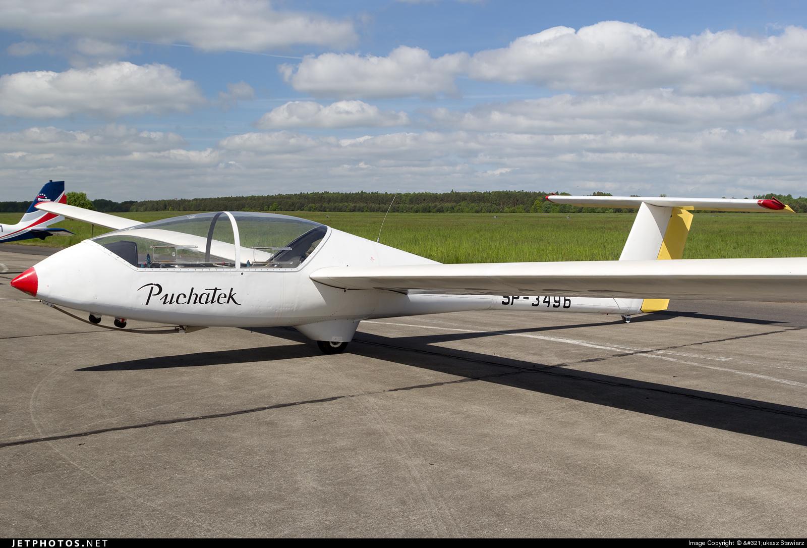 SP-3496 - PZL-Krosno KR-03A Puchatek - Private