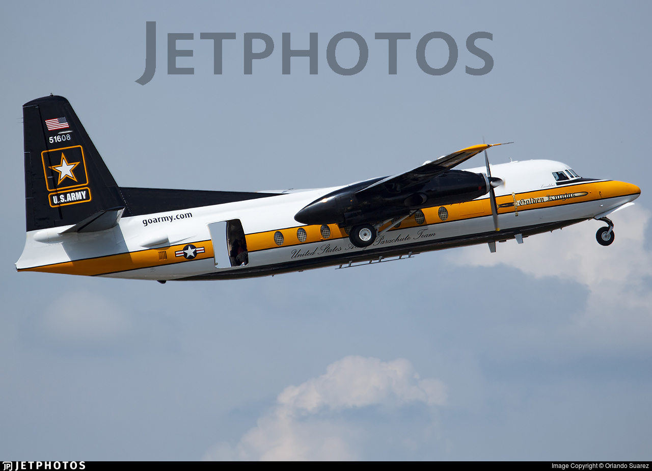 85-01608 - Fokker C-31A Troopship - United States - US Army