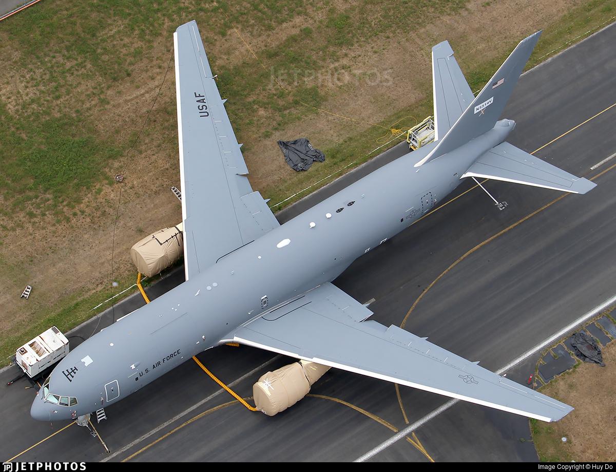 N5514V - Boeing KC-46A Pegasus - Boeing Company