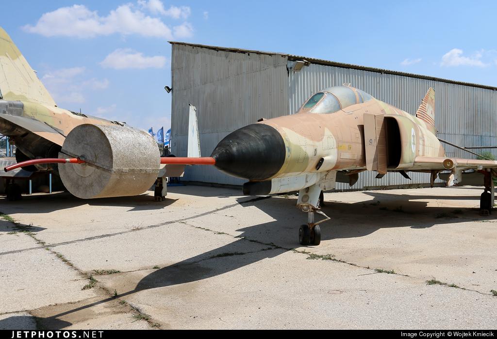 297 - McDonnell Douglas F-4E Kurnass - Israel - Air Force