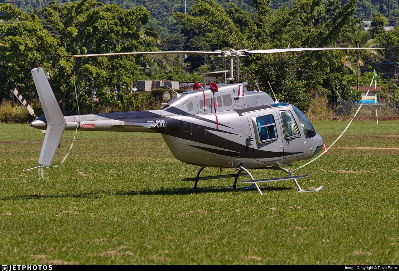 VH-CKC - Bell 206B JetRanger III - Private
