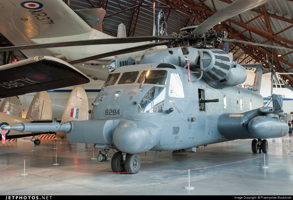 68-8284 - Sikorsky MH-53M Pave Low IV - United States - US Air Force (USAF)
