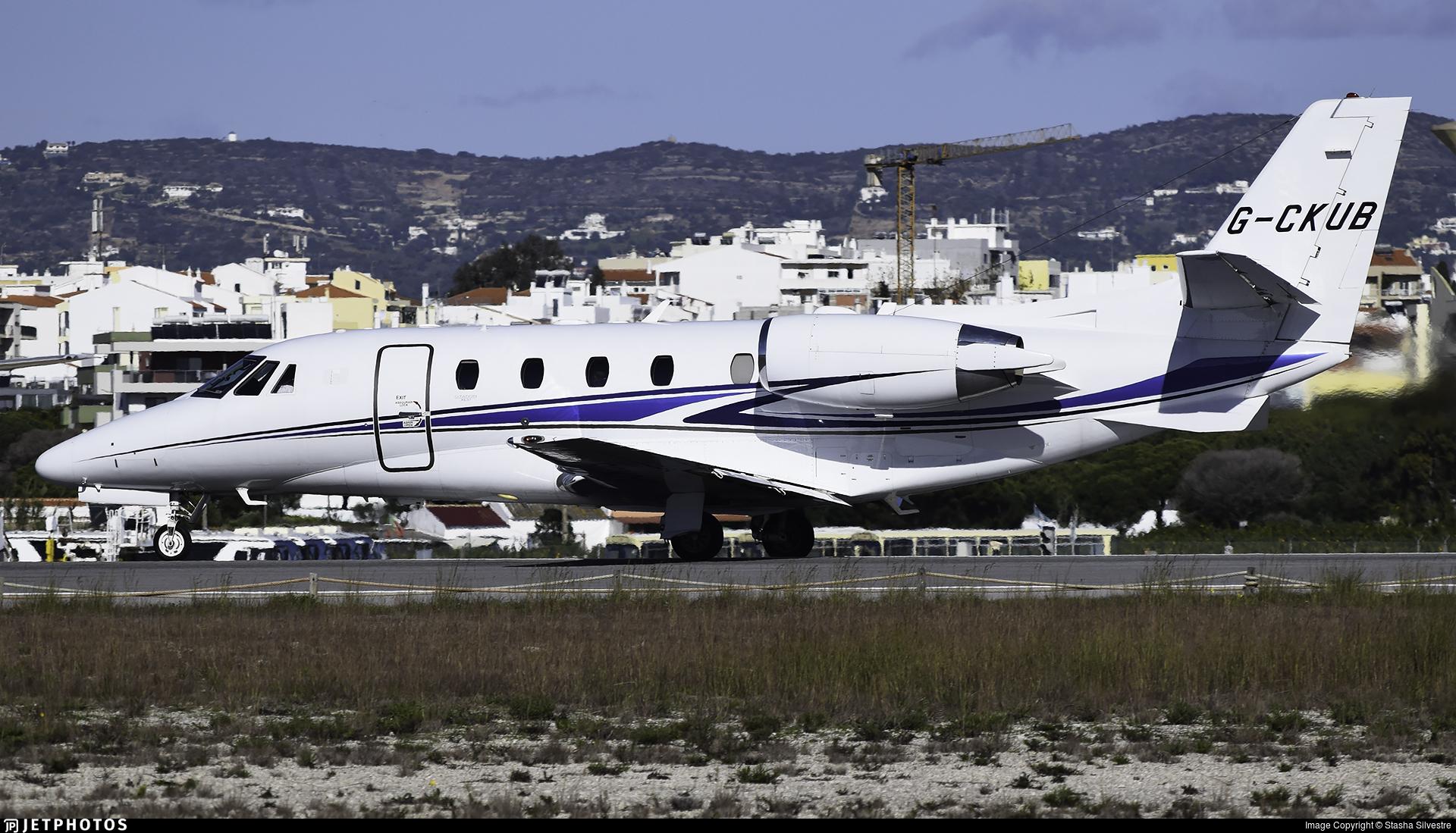 G-CKUB - Cessna 560XL Citation XLS Plus - Air Charter Scotland