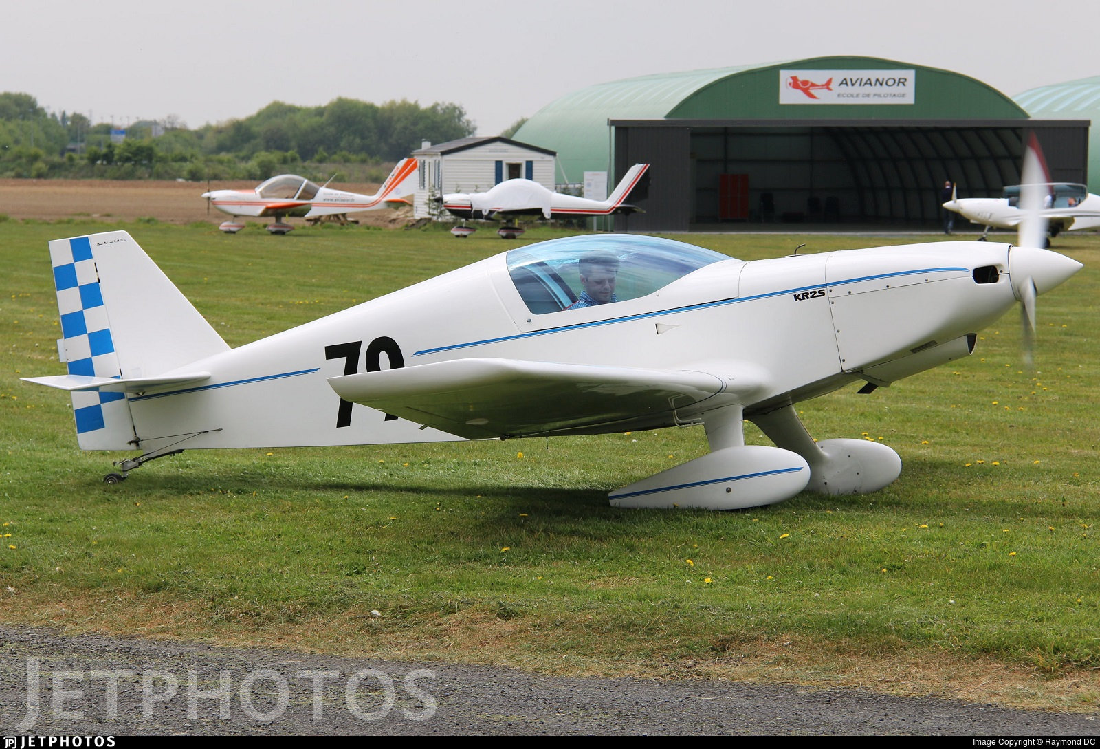 59DOB - Rand Robinson Kr-2S - Private