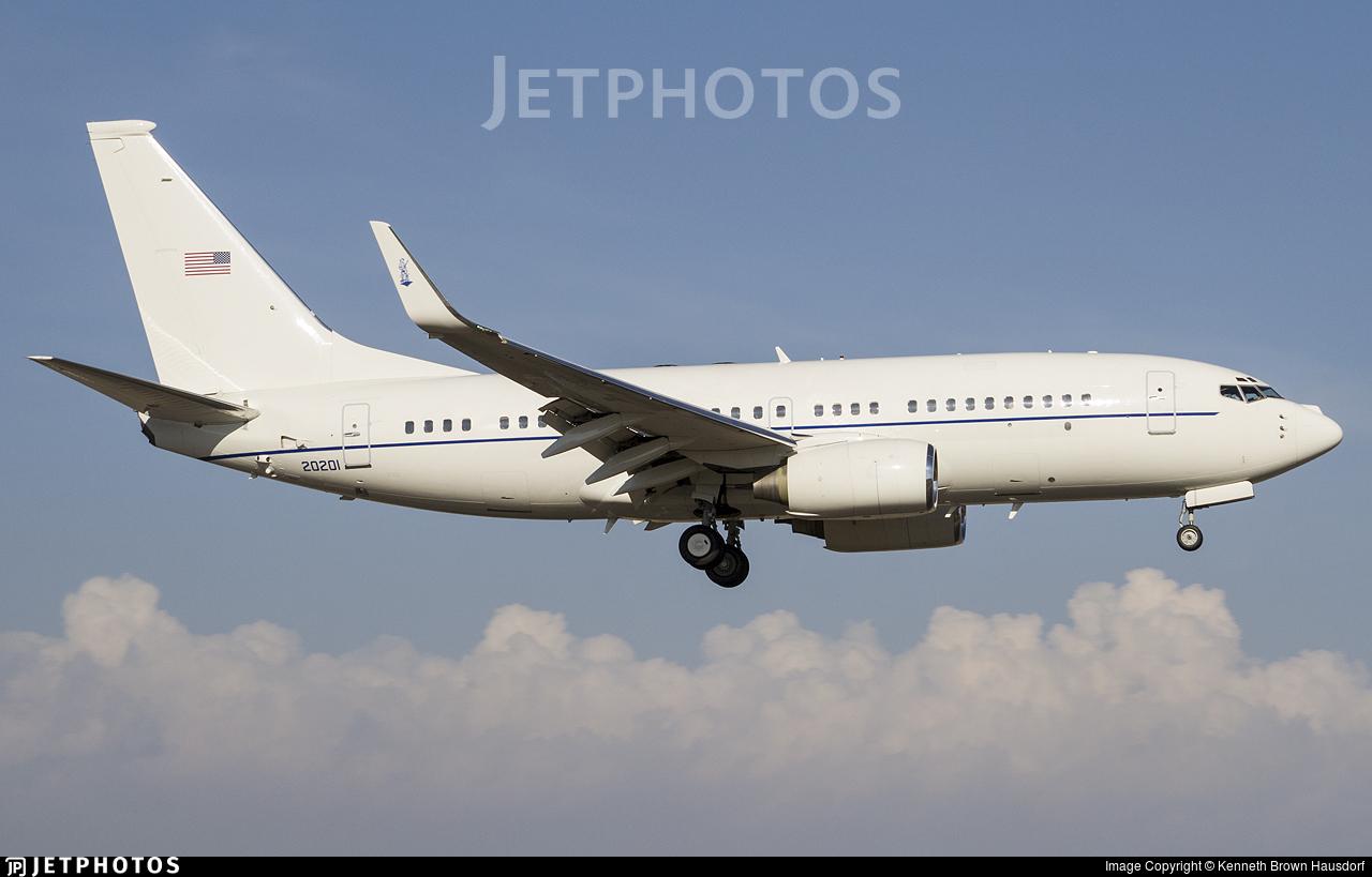 02-0201 - Boeing C-40C - United States - US Air Force (USAF)