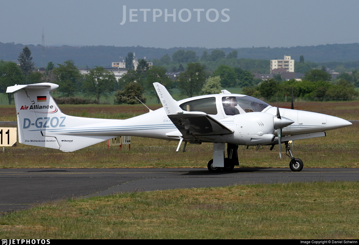 D-GZOZ - Diamond DA-42 Twin Star - Air Alliance
