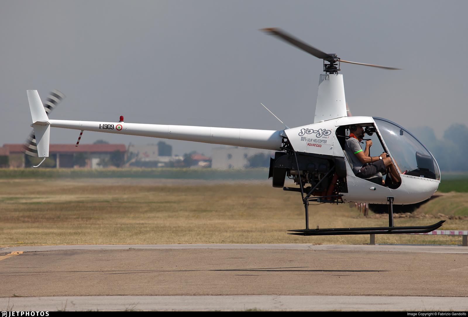 I-C909 - Yo-Yo Helicopter 222A - Private