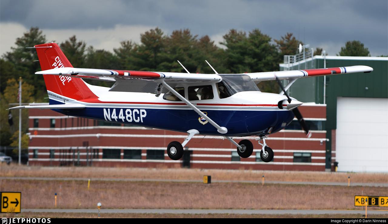 N448CP - Cessna 172S Skyhawk SP - United States - US Air Force Civil Air Patrol