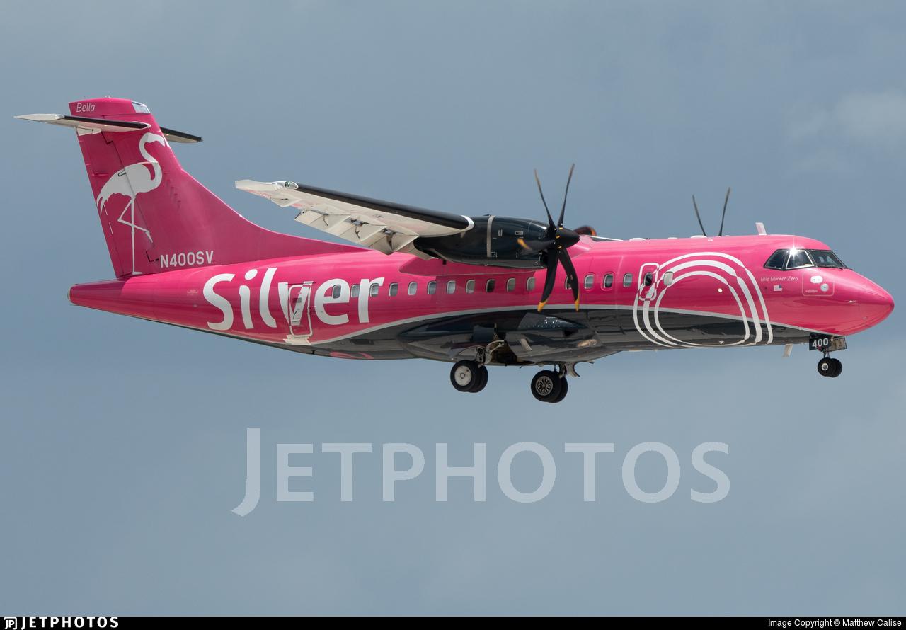 N400SV - ATR 42-600 - Silver Airways