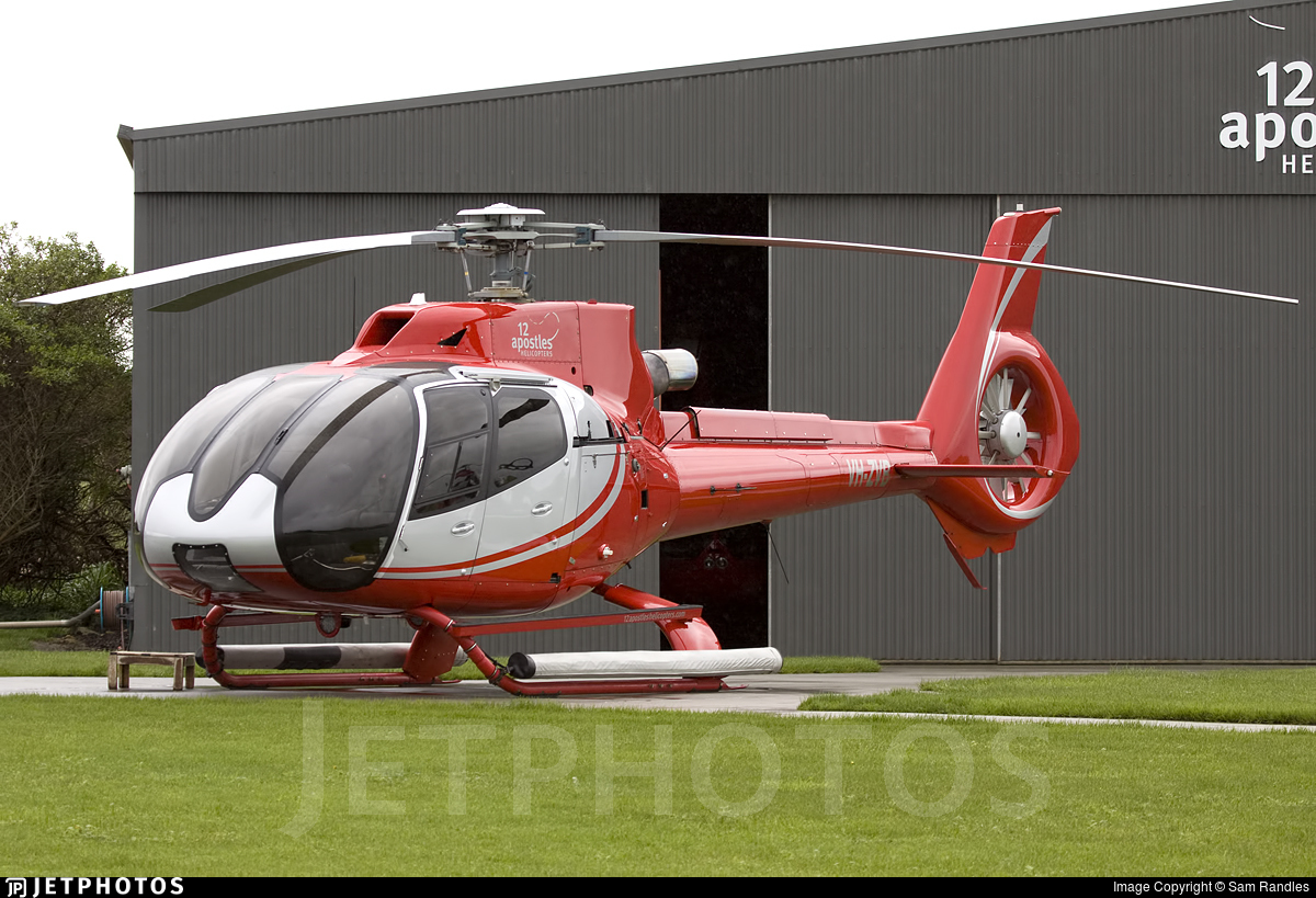 VH-ZVB - Eurocopter EC 130T2 - 12 Apostles Helicopters