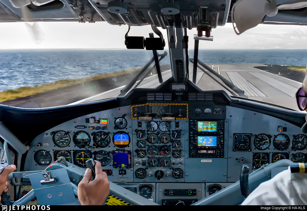 PJ-WII - De Havilland Canada DHC-6-300 Twin Otter - Winair - Windward Islands Airways