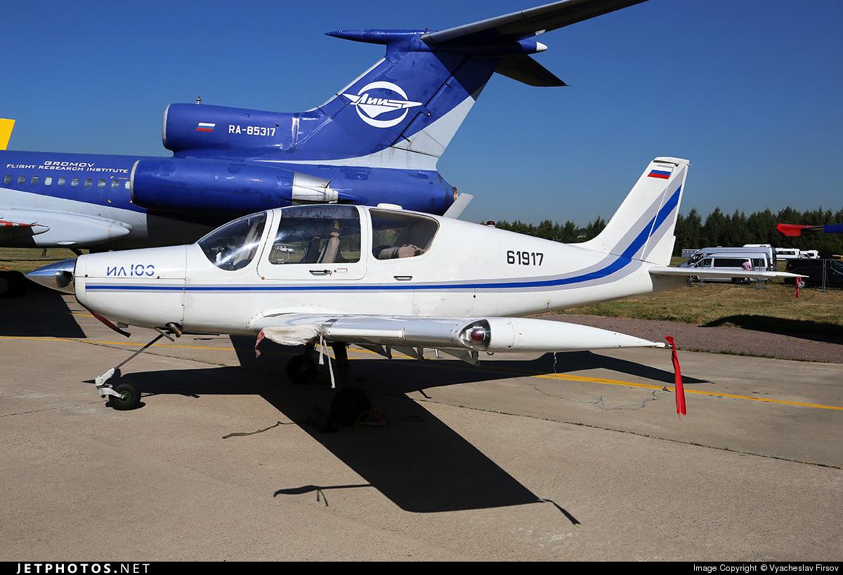61917 - Ilyushin IL-103 - Russia - Gromov Flight Research Institute